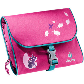 Deuter Wash Bag Niños, magenta